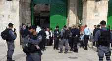 Hundreds of Israeli settlers raid Al-Aqsa Mosque compound