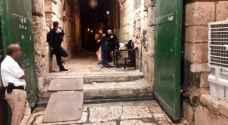 Jordan condemns Israel's violations at Al-Aqsa  Mosque