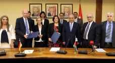 Germany sends €115 million Jordan's way