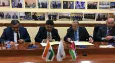 Jordan, India sign MoU to boost economy