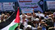 UNRWA steps up with administrative disobedience