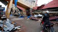 Indonesia tsunami death toll rises