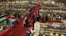 Cultural activities at Amman International Book Fair