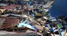 Indonesian earthquake update:  mass grave towns