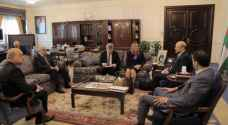 PM Razzaz welcomes Turkish Trade Minister in Amman