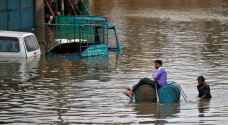 Floods paralyze Tunisia