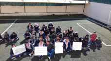 Victoria College School staff and students stage sit-in to protest suspension