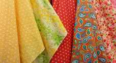 Garments, textile mark 24% of Jordan's exports