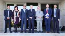 British Ambassador visits AlHussein Technical University
