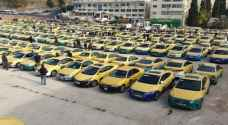 Jordanian taxi drivers to go on open-ended strike this month