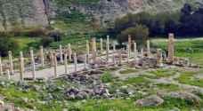 40 Australian archaeologists excavate Roman city of Pella in Jordan
