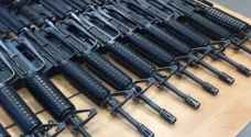 Weapon imports double in Middle East