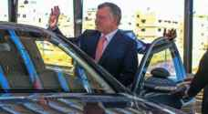 King leaves home for work visit to US, UK
