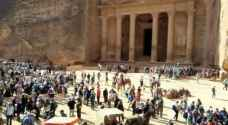 Petra witnesses 68% increase in visitors in February