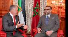 King, Moroccan monarch affirm defending Jerusalem
