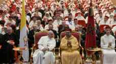 Pope, Moroccan King affirm importance of Jerusalem to all faiths
