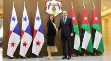 Safadi, Foreign Minister of Panama discuss ways of developing bilateral relations