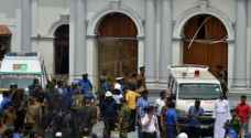 Video: New blast near church in Sri Lanka