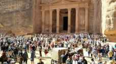 Petra records highest number of visitors in its history in April 2019