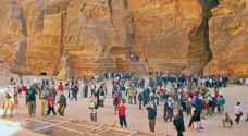 Around 615,000 tourists visited Jordan since beginning of 2019