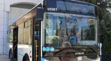 GAM: During first 5 hours, 600 people used buses operating through 'Amman Bus'