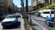 GAM: No traffic detours made following explosion in Downtown Amman
