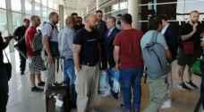 Foreign Ministry: 21 Jordanian engineers attacked in Kazakhstan arrive in Amman