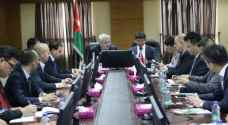 Jordan welcomes Chinese investors