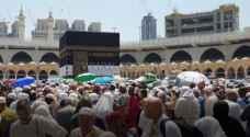 Roya cameras record video captures scene of pilgrims performing Tawaf during Hajj