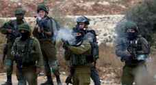 Five Palestinians injured by occupation army bullets in Nablus