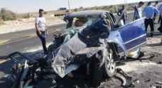 Desert highway accident takes lives of 5 people, leaves 3 others suffering injuries