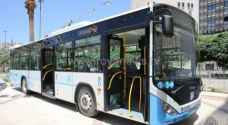 One million passengers boarded buses operating through 'Amman Bus' within two ....