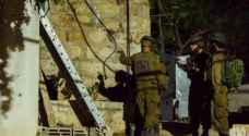 IOF detain 24 Palestinians in West Bank, 27 in Jerusalem