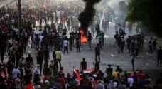 Iraq protesters, police clash despite PM pleas