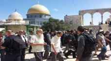 Extremist settlers storm Al-Aqsa Mosque compound