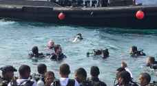 Video: King, Crown Prince join divers in cleaning Aqaba's beaches