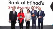 Bank al Etihad celebrates Jabal Amman Publishers, Baraka Destinations, and WashyWash