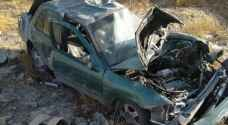 Irbid-Amman road accident leaves one dead, another injured