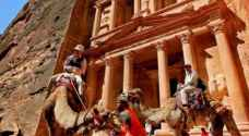 Jordan's tourism revenues reach JD 3.5 billion in ten months