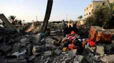Gaza Strip ceasefire agreed after two days of fighting