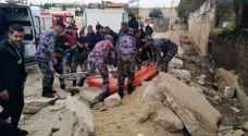 School evacuated after wall collapsed in Irbid