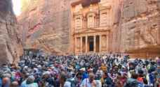 Visitors to Petra up by 37% in January 2020