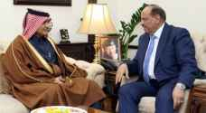 Interior Minister, Qatari envoy discuss cooperation