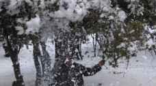 Arabia Weather: Snow showers coming to Jordan in the next few hours