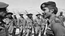 Jordanians celebrate 64th anniversary for Arabization of the Jordanian Army command