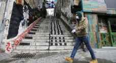Active coronavirus cases in Jordan rise to 197