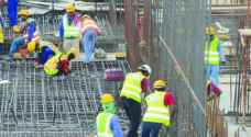 Construction sector resumes work today