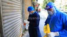 Inspection teams start testing people who had direct contact with infected driver in Mafraq