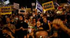 Mass demonstrations against Netanyahu in occupied Jerusalem