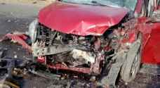One dead, another injured in three-vehicle collision in Aqaba